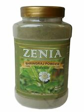 150g Zenia Makka BHRINGRAJ POWDER Hair Fall Remedy f/ Oil Shampoo Ayurveda