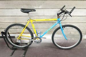 "Fisher Montare Anja Retro Vintage Shimano DX Mountain Bike Suntour Team 19"""