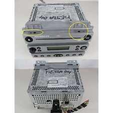 Autoradio CD 4S6118C815AA Ford Fiesta Mk5 2002-2008 (32194 21D-4-B-7)