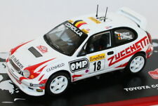 Altaya 1/43 Scale - Toyota Corolla WRC - Rally Monte Carlo 2000 #18