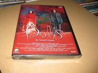 Dolls DVD Takeshi Kitano Sigillata Nuovo