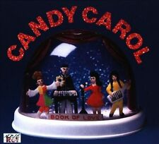 Book Of Love-Candy Carol  CD NEW