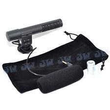 Shotgun Microphone for SONY ALPHA A77 A57 A58 A99 A65 A37 A55 A33 A580 Camera