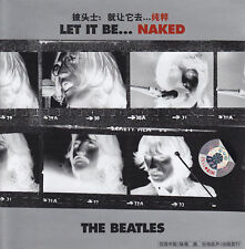 THE BEATLES - CD - LET IT BE... NAKED