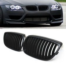 Front Kidney Replacement Grille Grill For BMW E92 E93 M3 328i 335i 2DR 2006-2013