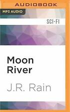 Vampire for Hire: Moon River 8 by J. R. Rain (2016, MP3 CD, Unabridged)