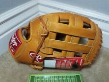 """New listing RAWLINGS HOH HEART OF THE HIDE HORWEEN 12.5"""" OUTFIELD BASEBALL GLOVE PRO5048-6HT"""