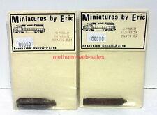 Miniatures By Eric~HO~B21,F7~Brass~GP38-2 Radiator Filter & Dynamic Brakes