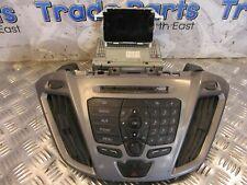2014 FORD TRANSIT MK8 CUSTOM RADIO SCREEN CD PLAYER HEAD UNIT *NO CODE*  #20984