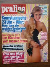 Praline Magazin 1989/34, Ornella Muti, Falco  vom  17 August 1989