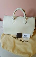 *NEW* AUTHENTIC *LOUIS VUITTON* SPEEDY 30 EPI BAG