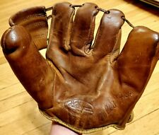 Vintage JC Higgins Nellie Fox Baseball Glove 1759
