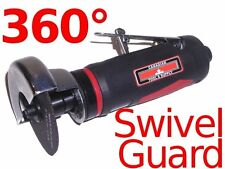 "3"" Air Cut-Off  Tool w/ Rotating Swivel Guard and Comfort Grip zip saw (NEW)"