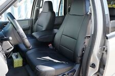FORD EXPEDITION 2003-2006 IGGEE S.LEATHER CUSTOM SEAT COVER 13COLORS AVAILABLE