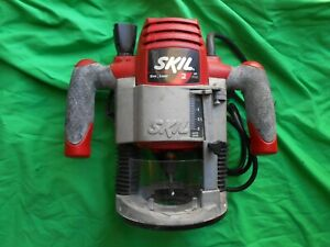 SKIL Router Model # 1820 2-HP Plunge Router with Site Light