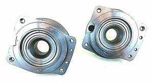 Pair Front Hub Bearing For Buick Regal Lumina Montecarlo Grand Prix 513044 (018