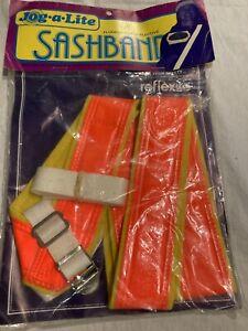 Jig A Lite Sashband Fluorescent Reflective