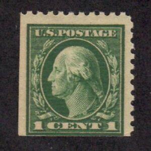 Scott #  405  beautiful George Washington mint / nh