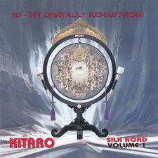 KITARO - Silk Road 1(CD -  1996 DOMO RECORS Remastered - LIKE NEW