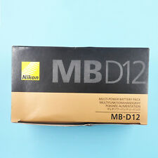 Nikon MB-D12 MBD 12 Battery Grip for Nikon D800 D800E D810E D810