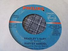Harvey Mandel 45 Philips Bradley's Barn/Cristo Redentor Psych VOCO Pete Drake