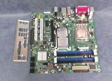 Intel  Motherboard LGA 775 w/ C2D 4300 1.8Ghz  w/IO Plate  DQ965GF