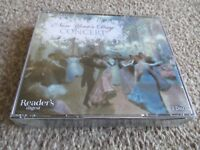 Reader's Digest - New Year's Day Concert - 3 CDs - 40 Tracks Brand New & Sealed.
