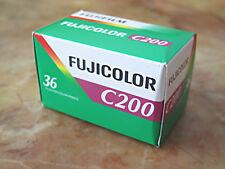 15 Rolls FUJi C200 Print 135/36 35mm 200iso 36exp Film Fresh 2019