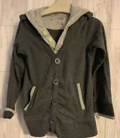 Boys Age 3-4 Years - New Look Long Sleeved Hooded Top