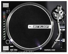 RELOOP RP-8000 - PRO DJ / HYBRID TORQUE DIRECT DRIVE TURNTABLE w/ MIDI Auth. DLR