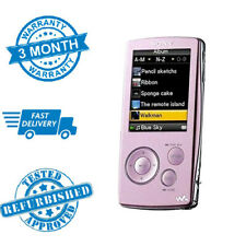 Sony Walkman NWZ-A816 Pink (4 GB) Digital Media Player ** 3 MONTH WARRANTY **