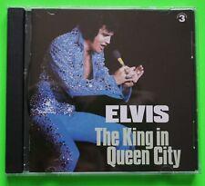 Elvis Presley -THE KING IN QUEEN CITY
