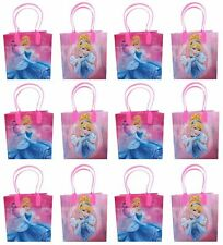 Disney princess Cinderella Birthday Party Favor Goody Gift candy loot Bags