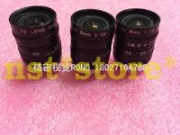 Myutron MV0813 TV LENS 8mm 1:1.3 Industrial Camera Lens 1pcs