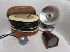 Vintage Camera Accessory Bundle Rowi Shutter Release Kobold Flash Mini Master