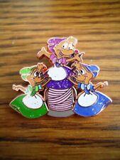 Disney Princess Loungefly 70th Anniversary Cinderella Mary Suzy Pearly Spool Pin