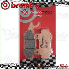 PLAQUETTES FREIN ARRIERE BREMBO FRITTE 07076XS SACHS 4 ROCK 250 2005