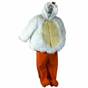 Toddler Chicken Rooster Costume Old Navy Size 12-24 MO Halloween Jacket & Pants