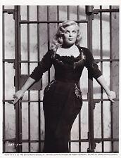CLEO MOORE Blonde Bombshell Original Vintage HOLD BACK TOMORROW Portrait Photo