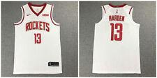 Houston Rockets James Harden #13 White Nike Authentic Jersey
