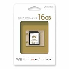 SDHC Memory Card 16GB Japan new .