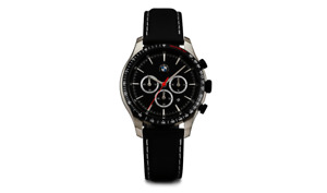 BMW Watch Chrono Leather Strap 80262467631