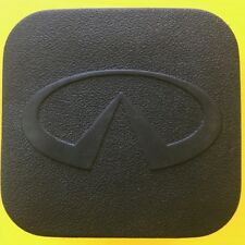 "2"" INFINITI Trailer Hitch Receiver Cover Plug"