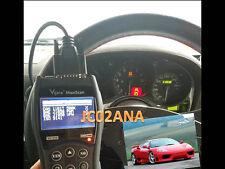 FERRARI F360 MODENA F430 458 550 575 599 612 OBD CODE DIAGNOSTIC VS890s READER