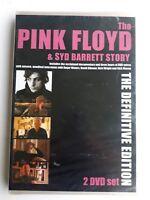 The Pink Floyd & Syd Barrett Story (Documentary) 2DVD 2005 Brand New Sealed