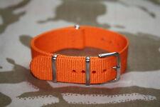 Cinturino Orologio 22mm army watch nylon strap band correa reloj bracelet nato
