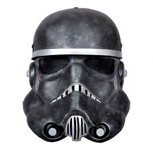 Fabric Plastic Wire Mesh Paintball Airsoft Protection Star Wars soldiers Mask