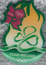 2012 London Ireland Olympic Team Games Mark NOC Collector Pin