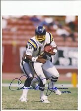 San Diego Chargers Charlie Joiner Autographed Photo w/ COA