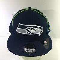 NFL Seattle Seahawks New Era 9Fifty Snapback Cap Hat OSFM NWOT